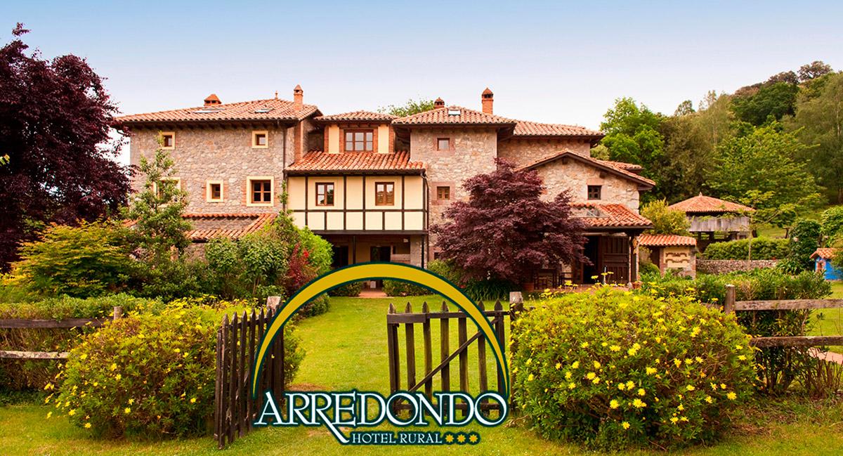 Arredondo hotel rural con encanto llanes asturias for Arredando casa