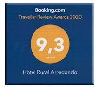 Puntuación Booking 2020